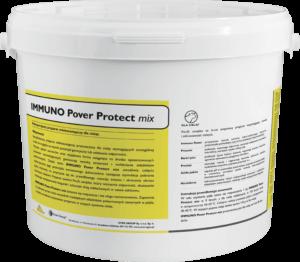 Specjalistyczna mieszanka wzmacniająca dla cieląt Immuno Pover Protect mix.