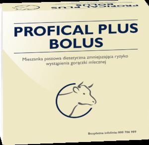 Bolus zmniejszający ryzyko występowania zalegania poporodowego ProfiCAL plus bolus.