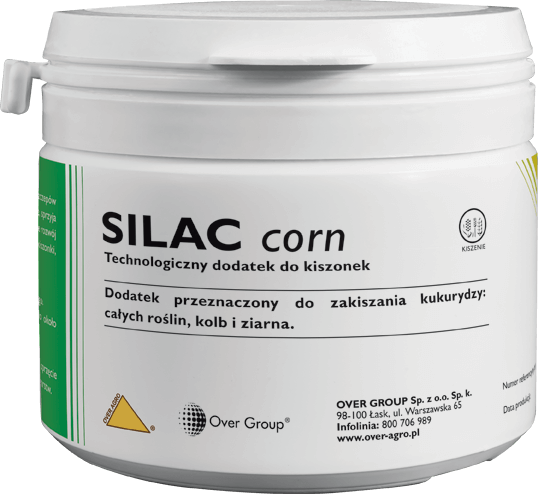 Preparat do zakiszania kukurydzy Silac corn.