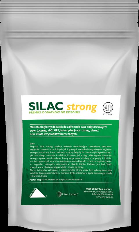Preparat do zakiszania Silac strong.