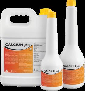 Wapniowo-magnezowy preparat zapobiegający porażeniu poporodowemu Calcium plus.